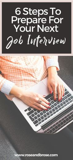 the six steps you need to ace a job interview, job interview, interview questions, job interview tips, tell me about yourself, interview preparation, interview answers, interview motivation, interview women, job interview, prayer