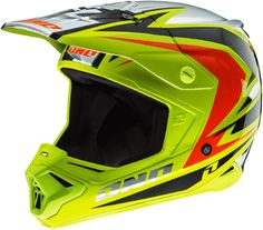 One Industries - 2014 Gamma Raven Helmet w/MIPS