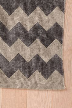 Tonal Zigzag Rug 5'X7' for entry