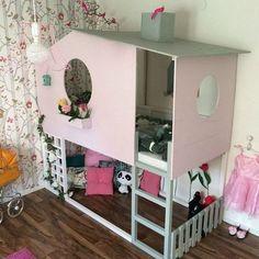 Cama Kura de Ikea, ideas | Decoideas.Net