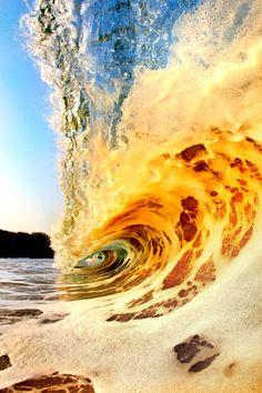 shore break....beautiful!