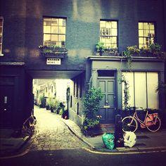 Warren Mews London
