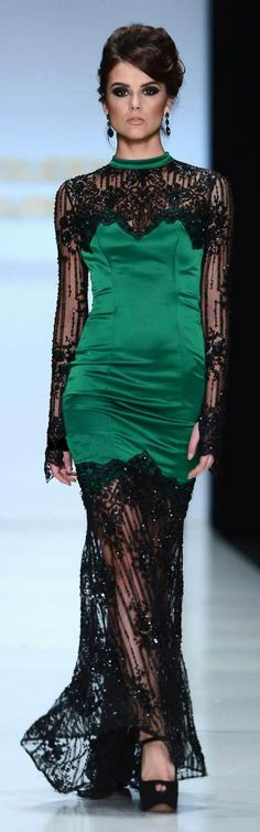 Olesya Malinskaya Fall Winter 2013