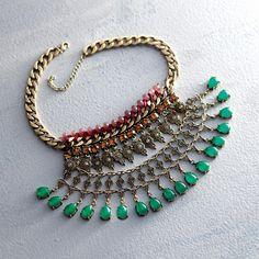 the Devi Necklace
