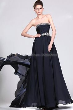 Free shipping Prom Dresses, Sheath/Column Chiffon Evening/Prom Dresses, Evening Dresses,at duduta.com