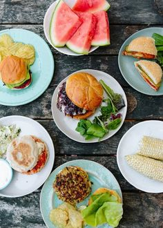 5 Recipes That Make Burgers a Healthier Part of Your Summer Meal