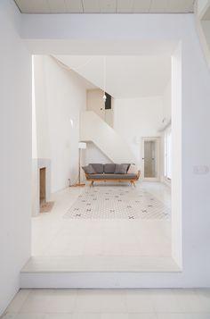 sergison bates architects con liebman villavecchia arquitectos / casa voltes…