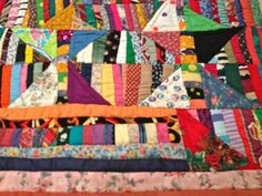 nifty quilts: Anna Williams Quilt at the Brooklyn Museum!