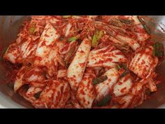 Korean Food, Kimchi, Food Plating, Cabbage, Meat, Chicken, Vegetables, Recipes, Ramen