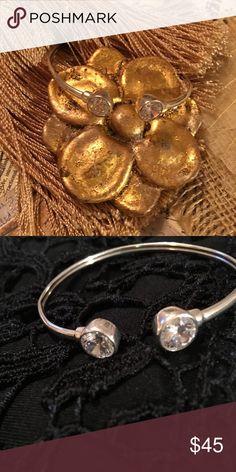 Silpada Bracelet Sterling Silver Silpada Bracelet. Shows some wear but still beautiful. Silpada Jewelry Bracelets