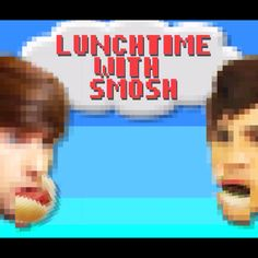 Lunchtime with smosh!!!