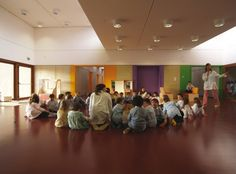 Nursery School in Covolo / C+S Associati   ArchDaily