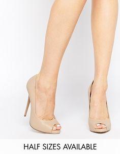 ASOS PENZANCE High Heels With Peep Toe Maudjesstyling: Oke,only two toes....