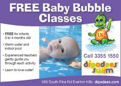 Love my free baby classes