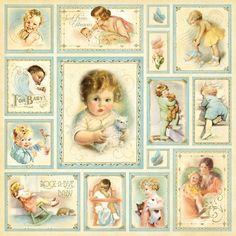 Little Darlings ❤ http://www.g45papers.com/little-darlings-category