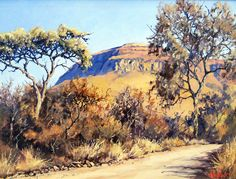 Ted Hoefsloot | The Lonehill Art Gallery Africa Painting, African Artists, South Africa, Holland, Amsterdam, Paint Colors, Ted, Art Gallery, Country Roads