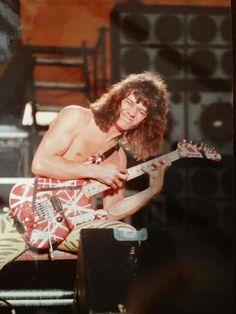 Van Halen 1984 Tour
