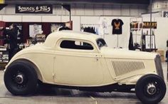 1933-34 ford 3 window coupe at bonneville speedweek | Car Obsessed — 1933-34 Ford 3-Window Coupe - Hot Rod