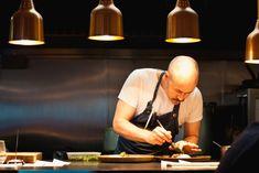 Chef John Wyer, courtesy Forest Avenue Restaurant