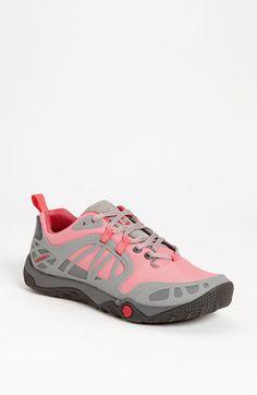 Merrell 'Proterra Vim' Hiking Shoe (Women) available at Best Hiking Boots, Hiking Boots Women, Hiking Gear, Hiking Shoes, Cheap Nike Shoes Online, Nike Shoes For Sale, Nike Free Shoes, Merrell Shoes, Trail Shoes