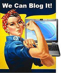 Auch Sie können Blogger werden!