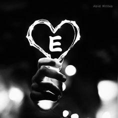 Alphabet Letters Images, Alphabet Names, Picture Letters, Alphabet Design, Love Letters, Alphabet Wallpaper, Name Wallpaper, Heart Wallpaper, Wallpaper Keren