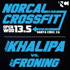 Weds 4/3/13, it's going down! #NorCalCrossFit