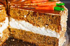 Mrkvový dort v cukrárně Moje Cukrářství