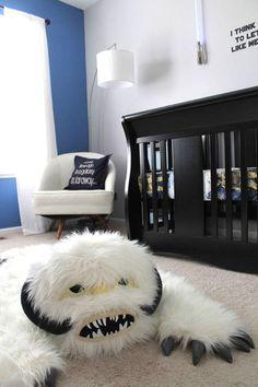 TAPETE WAMPA | que tal ter um tapete assim na sala? #TecnisaDecor #StarWars #StarWarsDay #Inspire-se #Tecnisa Foto: EntertainmentEarth