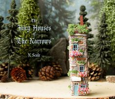The Fairy Houses of The Narrows  Enchanted N by bewilderandpine