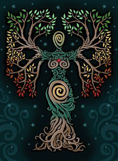 Tree of Life Art on DeviantArt Nature Artwork, Nature Drawing, Nature Paintings, Vintage Nature Photography, Nature Photography Flowers, Nature Witch, Nature Tree, Nature Nature, Tree Of Life Art