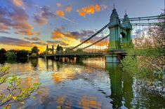 The Best Of Hammersmith In Photos - Down by the river.