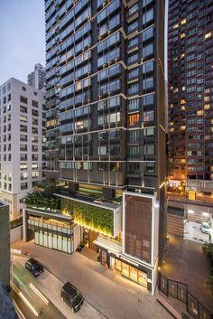 Gramercy, Hong Kong   Aedas   Archinect