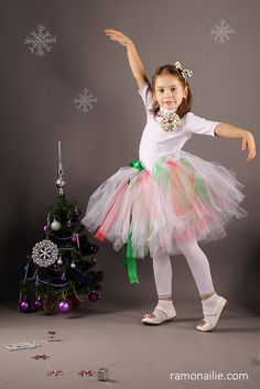 Photo Session for Christmas - Andreea
