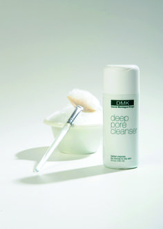 DMK - Deep Pore Cleanser - See why DMK is more than another skin care range - it's a way of life, go to http://www.dmk-uk.com for more information on DMK UK and DMK products.