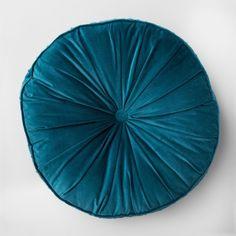 Floor Pillow Round Velvet - Opalhouse™ : Target
