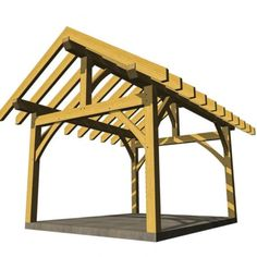 The pergola you choose will probably set the tone for your outdoor living space, so you will want to choose a pergola that matches your personal style as closely as possible. The style and design of your PerGola are based on personal Diy Pergola, Wooden Pergola Kits, Building A Pergola, Deck With Pergola, Patio Roof, Pergola Ideas, Pergola Swing, Modern Pergola, Metal Pergola
