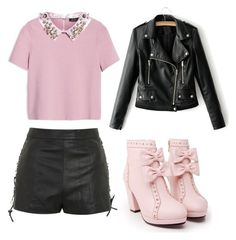 """""""title"""" by antobiscuit on Polyvore featuring Topshop and Max&Co."""