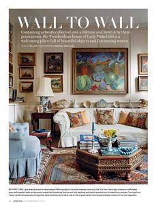 House & Garden April 2016 by Condé Nast Digital - issuu