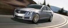 Compact Luxury Sport Sedan Exterior Photos   2013 Cadillac ATS
