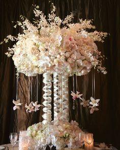 Centerpiece wedding decor