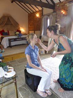 Wedding Make Up by Ros www.hairbynickymckenzie.co.uk