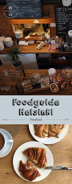 Helsinki Food Guide