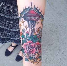 Seattle tattoo