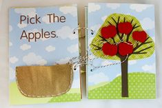 Felt/Paper Busy Book Books What mommy doesn't need a way to keep her toddler happy, quiet and entertained from time to time! This is a great idea for a educational way to achieve those three things! By making a busy book filled with activities perfect Quiet Time Activities, Craft Activities For Kids, Toddler Activities, Diy Busy Books, Felt Quiet Books, Toddler Books, Business For Kids, Sewing For Kids, Sewing Projects