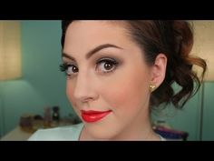 ▶ Dance & Cheer Makeup Tutorial For Recitals & Competitions! - YouTube