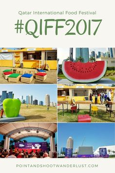 Qatar International Food Festival (QIFF) 2017 was held at the Hotel Park grounds. Lots of choices for food and beverages for all age groups and tastes. Festival 2017, Food Festival, Qatar Travel, International Food, The Beautiful Country, Doha, Food Heaven, East Africa, Africa Travel