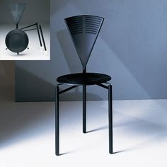 'Mrs. Frick' Chair by Phillppe Starck, 1985.