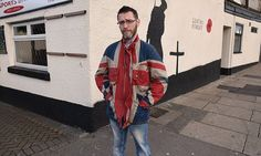 Pub landlord 'told by council officers to remove Union Jack jacket'