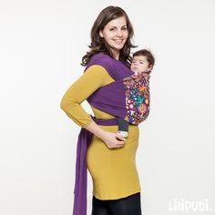Liliputi® Stretchy Wrap Rainbow line - Magic forest Magic Forest, Young Baby, Woven Wrap, Baby Wraps, Baby Shop, Rainbow, Stylish, Shopping, Fashion